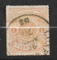 Luxembourg     N° 16a   Oblitéré      B/ TB        Voir Scans      Soldé    ! ! ! - 1859-1880 Coat Of Arms