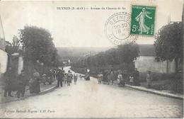BEYNES Avenue Du Chemin De Fer - Beynes