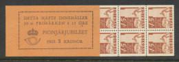 SUEDE 1948 - CARNET  YT C341a - Facit H85 -Neuf ** MNH - Pionniers Suédois Aux Etats-Unis - 1904-50