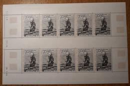 TAAF Feuilles Entières Avec Coin Datés 1984-1985 PA88 - Neufs
