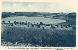 43 / Sembadel Gare - La Baraque - Vue Générale Du Lac De Malaguet Et Le Mont Bar - Otros Municipios