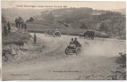 63  COUPE GORDON BENNET (1905)   Circuit D'Auvergne  - Tournant Du Gendarme - Non Classés