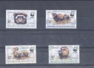 New Stamp Nr.154-157 In MICHEL Catalog - Kazakhstan