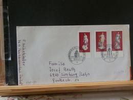 52/099D  LETTRE. BERLIN  1974 - Cartas