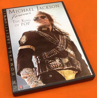 DVD   Michael Jackson   Forever   The King Of Pop   (2010) - Unclassified