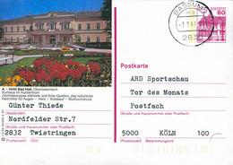 84546) BRD - P 138 R2/29 - 2830 ⨀ A-4540 Bad Hall, Kurhaus Im Kurzentrum - Postales Ilustrados - Usados