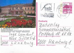 84548) BRD - P 138 R2/29 - 2120 ⨀ A-4540 Bad Hall, Kurhaus Im Kurzentrum - Postales Ilustrados - Usados