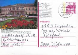 84550) BRD - P 138 R2/29 - 2300 ⨀ A-4540 Bad Hall, Kurhaus Im Kurzentrum - Postales Ilustrados - Usados
