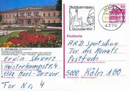 84552) BRD - P 138 R2/29 - 4370 ⨀ A-4540 Bad Hall, Kurhaus Im Kurzentrum - Postales Ilustrados - Usados