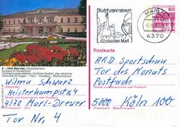 84553) BRD - P 138 R2/29 - 4370 ⨀ A-4540 Bad Hall, Kurhaus Im Kurzentrum - Postales Ilustrados - Usados