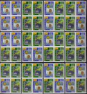 EUROPA 2006 Sri Lanka 1525/6+12x 4-Blocks ** 375€ Bloque Hoja Blocs Ceylon Stamps On Stamp Se-tenants 50 Years CEPT - Sri Lanka (Ceylon) (1948-...)