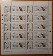 TAAF Feuilles Entières Avec Coin Datés 2004-2005 416 (70% Faciale) - Unused Stamps
