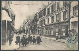 CPA 94 - Créteil, La Grande Rue - Creteil
