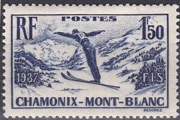 France TUC De 1936 YT 334 Neuf - Ungebraucht