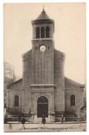 CPA 75 - PARIS - 477. Eglise Saint-Ferdinand - Dos Simple - Iglesias