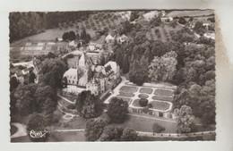 CPSM COLMAR-BERG (Luxembourg) - Vue Aérienne : Le Château Grand Ducal - Colmar – Berg