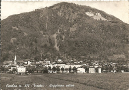 CEMBRA - PANORAMA - VIAGGIATA 1962 - (rif. N133) - Trento