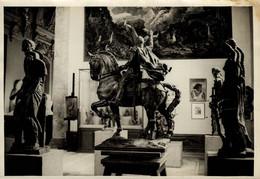 L'INAUGURATION DE L'EXPOSITION BOURDELLE AU PETIT PALAIS   18*13CM Photo Meurisse Paris Collectionmeurisse - Luoghi
