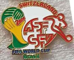 Pin FIFA 2014 Switzerland Team - Calcio