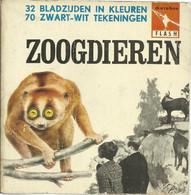 ZOOGDIEREN - MARABOE FLASH N° 58 - 1964 - Practical