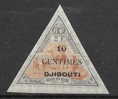 Djibouti Mh * 90 Euros 1902 - Unused Stamps