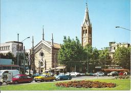 ITALIE - RIMINI - Place Tripoli - Voiture : Citroen GS - Opel - Simca - Coccinelle - Rimini