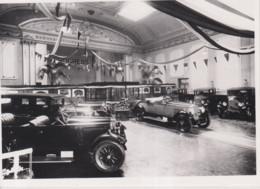 BUICK CARS 1927 INTERIOR OF WOOD'S GARAGE HOLSTEIN HALL WEYBRIDGE  18*12.5CM MOTOR CARS COCHES Bryan Goodman Collection - Automobili