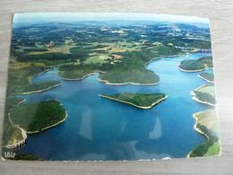 BUGEAT - Le Lac De Viam Vu Du Ciel - Editions Iris-Théojac - Année 1966 - - Brive La Gaillarde