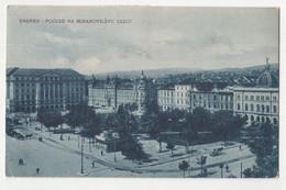 Zagreb, Mihanovićeva Ulica Old Postcard Posted 1926 B210220 - Croacia