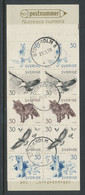 Sweden 1968 Facit #: H214B With Knr. Animals Painted By Bruno Liljefors. MHN-CANCELLED - 1951-80