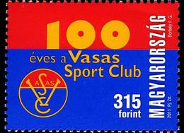 Hongrie Hungary Magyar 4433 Vasas Sport Club - Berühmte Teams