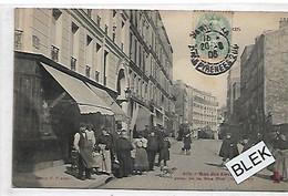 75019 . Paris : Rue Des Envierges  . - Arrondissement: 19