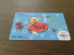 Madagascar - Nice Phonecard - Madagascar