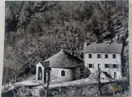 48 Saint Andéol De Clerguemort (Lozere) Le Temple Et La Mairie - Andere Gemeenten