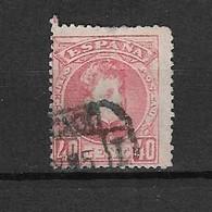 Espagne 1901/05 N°221  Yvert&Tellier Oblitéré - Ungebraucht