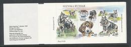 Sweden 1989 Facit #: H399. Swedish Dogs, MHN (**) - 1981-..