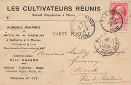 CPA - BELGIQUE - FLERON - Les Cultivateurs Réunis - Sin Clasificación