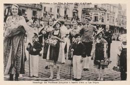 Orléans Fêtes De Jeanne D Arc Hommages Aux Provinces ( Les Niçois ) - Orleans