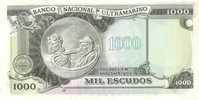 MOZAMBIQUE P. 119 1000 E 1972 UNC - Mozambique