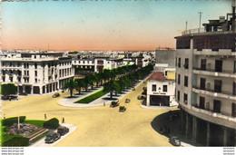 MAROC  RABAT  Vue Sur L'Avenue Lyautey - Rabat