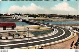 MAROC  RABAT  Le Pont Moulay Hassan - Rabat