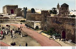 MAROC  RABAT  Les Remparts Des Oudaïas - Rabat