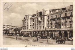 MAROC  RABAT  Boulevard Galliéni  ..... - Rabat