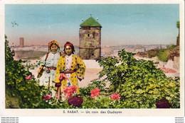 MAROC  RABAT  Un Coin Des Oudayas  ..... - Rabat