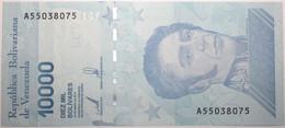 Venezuela - 10000 Bolivares - 2019 - PICK 109b - NEUF - Venezuela