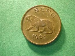 BERB  Banque Du Rwanda  Et Burundi  1964 Rare - Other - Africa