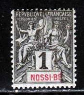 Nossi-Be 1894 Yvert 27 ** TB - Unused Stamps