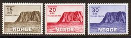 Norvege 1943 Yvert 246 / 248 ** TB Bord De Feuille - Unused Stamps