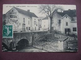 CPA  21 AISEY SUR SEINE Pont Sur La Seine 1912 Canton CHATILLON SUR SEINE - Other Municipalities