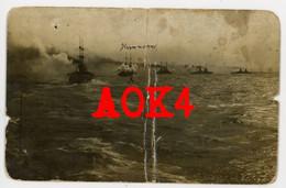 SMS Hannover Linienschiff Kaiserliche Marine Hochseeflotte Geschwader MSP 58 1915 Braunschweig Nordsee - War 1914-18